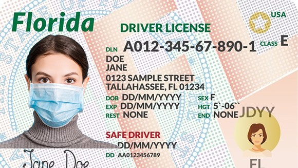 Getting a driver's license in Florida will be different during the coronavirus pandemic